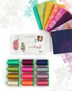 Bold Beauty Kit #Aurifil