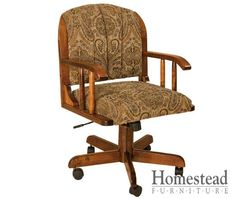 3010 Office Chair. http://homesteadfurnitureonline.com/office-chairs_3010.html
