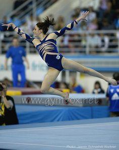 Federica Macri, gymnastics, gymnast m.8.32 moved from @Kythoni Gymnastics: Gymnasts, Meets board #KyFun