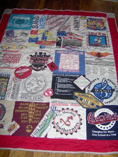 """""""Tshirt Quilts for You"""" on facebook"""
