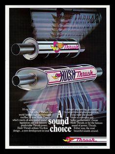 Thrush Mufflers, 1974