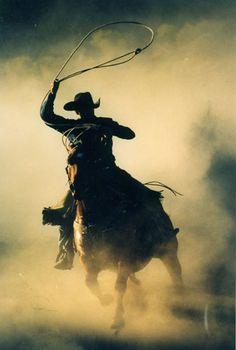 Cowboy .