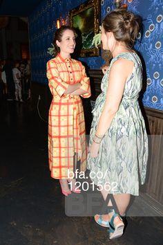 Zoe Lister-Jones, Erin Beatty at SUNO SS15 After Party. #BFAnyc