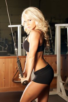 Push Yourself to a Sexy Upper Body