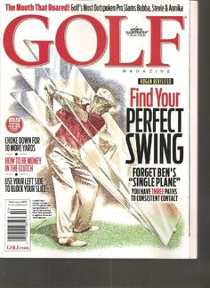 Golf Magazine (Volume 54 No. 2 February 2012) « Library User Group