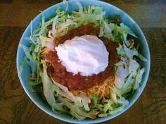 Low Carb Crock Pot Taco Meat (From Frozen Beef & No Browning Required).