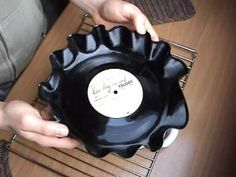 Create your own bowl out of a record album by melting it in your oven! So simple, and the outcome is something you can have on display in your house. Coast Music Therapy tip: choose a record that has a special meaning to you (but maybe has a few scratches) as a daily inspiration to store your trinkets.