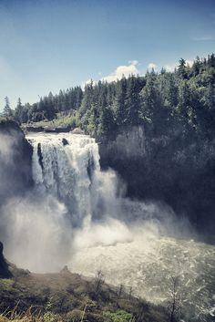 Snoqualmie Falls, Oregon