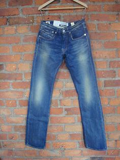 Kuyichi mens Rick organic cotton jeans now only £38.99