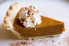 Easy vegan pumpkin pie recipe, with other vegan holiday recipes #vegan #pie #recipe