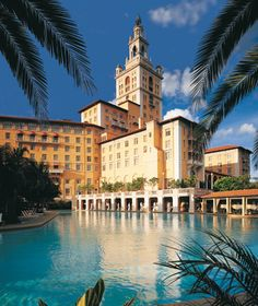 The iconic #pool at the Biltmore Hotel in Coral Gables, #Florida