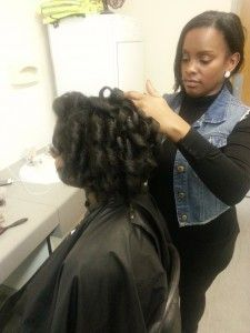 20140124 143220 e1390776289471 225x300 #Curlformers for Blackhair and Hair magazine behind the scenes! #naturalhair