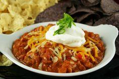 Easy Mexican Bean Dip Recipe