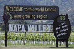 Napa Valley #Wine