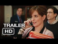 Admission Official Trailer #1 (2013) - Tina Fey Movie HD