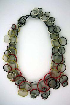 Erica Rosenfeld  -- Circles Multicolored