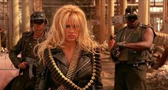 Photo of Pamela Anderson from Barb Wire (1996)