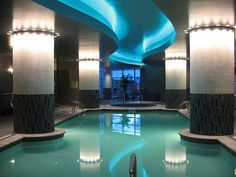 The spa at Northern Quest Resort & Casino in Spokane.