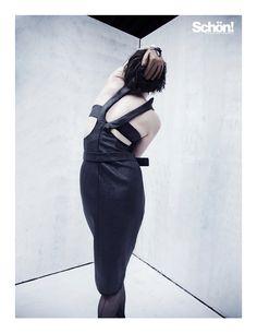 'Chalk' styled by Kay Korsh      #Ann-SofieBackAtelji #MaisonMartinMargiela #Falke #Winner #Schonmagazine