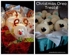 Easy Christmas Oreo