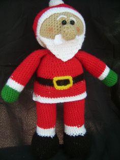 Crochet Santa