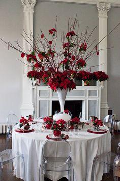 Christmas Table Designs