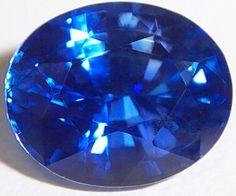Blue sapphire    buy #gemstones online at mystichue.com