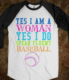 Haha! Baseball, Football, Basketball and many more! Sorry, but I can't respect a girl who doesn't love sports.. Girl, Bye!