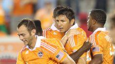 Davis, Ching goals power Dynamo to 2-1 win   Houston Dynamo