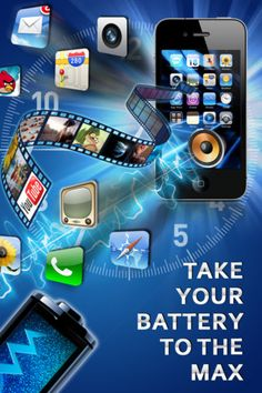 batteryboost  Battery Boost Magic App  Save battery life  Why we like it: Because sometimes we forget to charge it