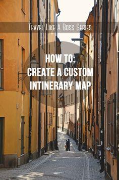 How to Create a Cust