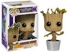 Dancing Groot Toy Created for 'Guardians of the Galaxy'