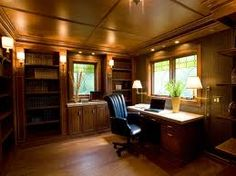 office interiors, home office spaces, home office design, ideal offic, interior idea, librari, decor idea, traditional homes, home offices