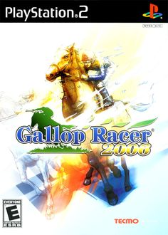 Gallop Racer 2006 for PS2. Fire up Gallop Racer in preparation for this afternoon's #Preakness Stakes! I willfully admit I know very little about #horse racing. But once the Kentucky Derby, Preakness Stakes, and Belmont Stakes are on the horizon, I get swept up in the sport.   Read more: http://8-bitcentral.com/blog/2014/preakness.html#ixzz31zHn6sQF
