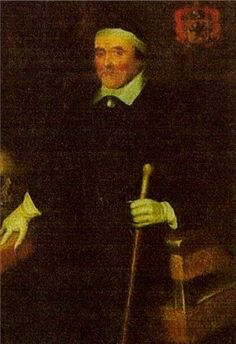 Sir Thomas Morgan(1560-1653) Of Tredegar. He was knighted in 1603, became sheriff of Monmouthshire in 1612, & Member of Parliament for the same county,1624-1625. He received King Charles l at Tredegar, July 16-17 1645. My 11th Great Grandfather.