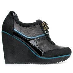 Fab.com | Peytoon Shoe Women's Black