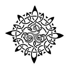 celtic sun tattoos   Maori-celtic-sun-tattoo  
