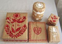 tyrolean #gift wrap