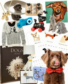 Love all of these things!  Doggone Crazy | The Editorialite