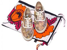 Suno's upcycled-fabric sneakers benefit wildlife conservation in Kenya