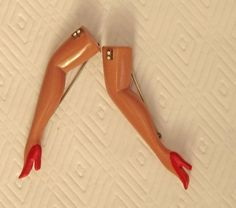 Bakelite Leg Pins