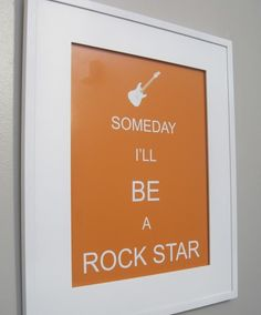 Love this for baby's room!