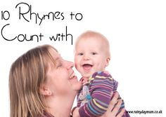 10 fun rhymes for even the youngest children to count with
