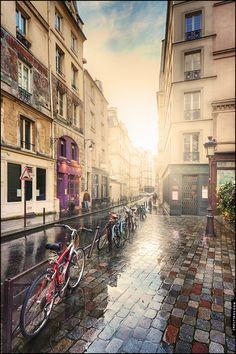 * * * Paris, France