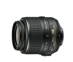 Most used lens.   AF-S DX NIKKOR 18-55mm f/3.5-5.6G VR2176  $199.95