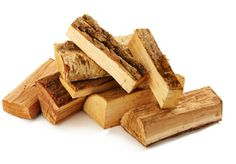 Kiln dried logs. Dried to an average moisture content of 20% and so burn much more efficiently.
