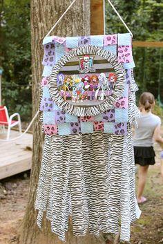 Monster High Paper Bag Piñata