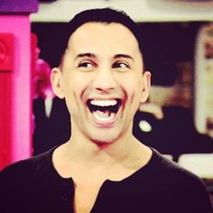 Roy Haylock (aka Bianca Del Rio) out of drag #ThatSmileIsEverything