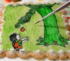 Summer Reading and Crafting for Kids: The Giving Tree from FaveCraftsBlog and AllFreeKidsCrafts @FaveCraf