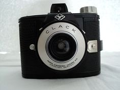 The Agfa Clack. Very apt name apparently...
